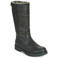 Topánky Ženy Polokozačky Panama Jack BAMBINA Čierna