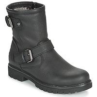 Topánky Ženy Polokozačky Panama Jack FELINA Čierna