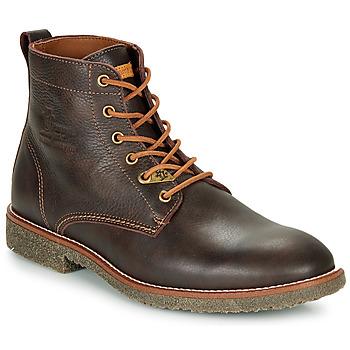 Topánky Muži Polokozačky Panama Jack GLASGOW Hnedá