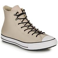 Topánky Členkové tenisky Converse CHUCK TAYLOR ALL STAR WINTER LEATHER BOOT HI Béžová