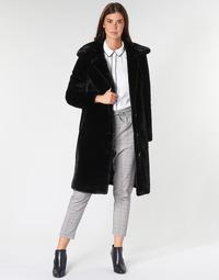 Oblečenie Ženy Kabáty Oakwood PROGRAM Čierna