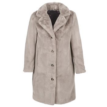Oblečenie Ženy Kabáty Oakwood CYBER Béžová