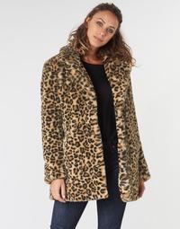 Oblečenie Ženy Kabáty Oakwood USER Leopard