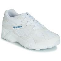 Topánky Ženy Nízke tenisky Reebok Classic AZTREK Biela / Modrá