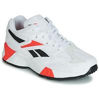 Topánky Chlapci Nízke tenisky Reebok Classic AZTREK 96 J Biela