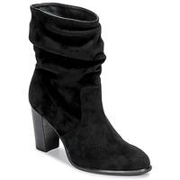 Topánky Ženy Čižmičky Unisa ULANO Čierna