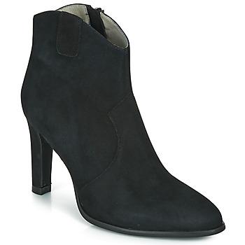 Topánky Ženy Čižmičky Myma PATINA Čierna
