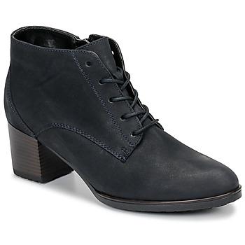 Topánky Ženy Čižmičky Ara 16915-77 Modrá