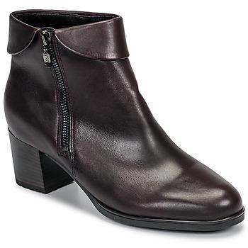 Topánky Ženy Čižmičky Ara 16913-67 Hnedá