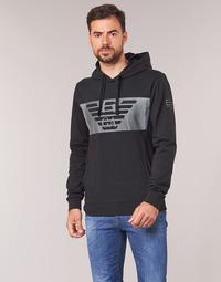 Oblečenie Muži Mikiny Emporio Armani EA7 6GPM56-PJ05Z-1202 Čierna