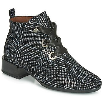 Topánky Ženy Polokozačky Hispanitas DIANA Čierna