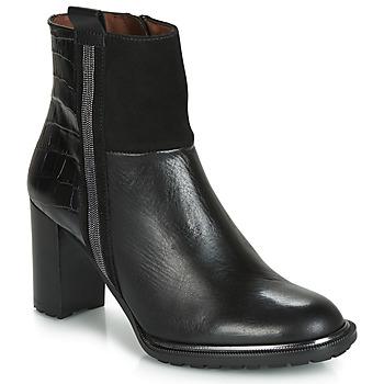 Topánky Ženy Čižmičky Hispanitas INES Čierna