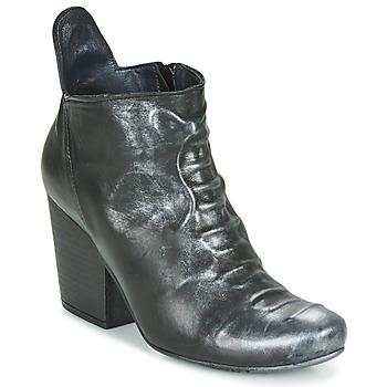 Topánky Ženy Čižmičky Papucei LYLIENE BLACK Čierna