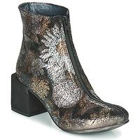 Topánky Ženy Čižmičky Papucei MATI BLACK FLOWER Kvetovaná
