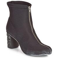 Topánky Ženy Čižmičky Papucei TEO BLACK Čierna