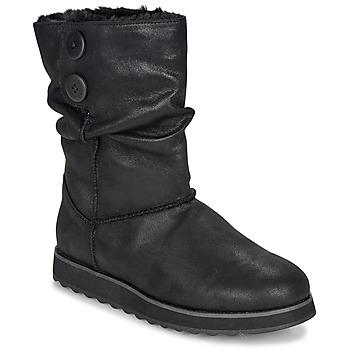 Topánky Ženy Polokozačky Skechers KEEPSAKES 2.0 Čierna