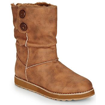 Topánky Ženy Polokozačky Skechers KEEPSAKES 2.0 Ťavia hnedá