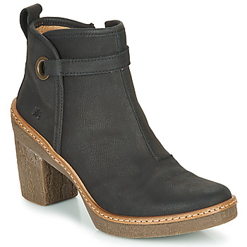 Topánky Ženy Čižmičky El Naturalista HAYA Čierna