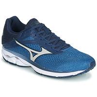 Topánky Bežecká a trailová obuv Mizuno WAVE RIDER 23 Modrá