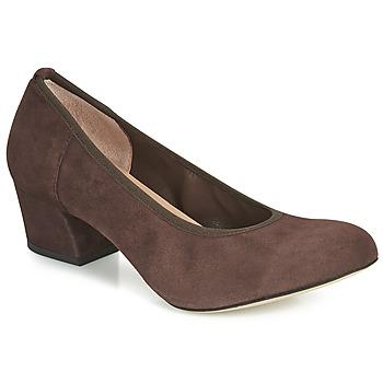 Topánky Ženy Lodičky Perlato 10366-CAM-NUT Hnedá