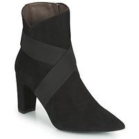 Topánky Ženy Čižmičky Perlato 11327-CAM-NOIR Čierna