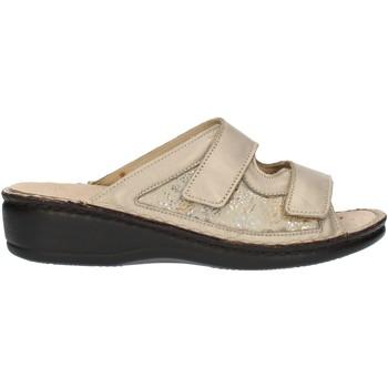 Topánky Ženy Šľapky Clia Walk Estraibile408 Platinum