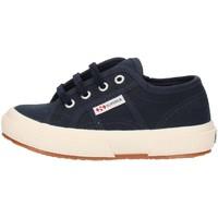 Topánky Deti Členkové tenisky Superga 2750S0003C0 Blue