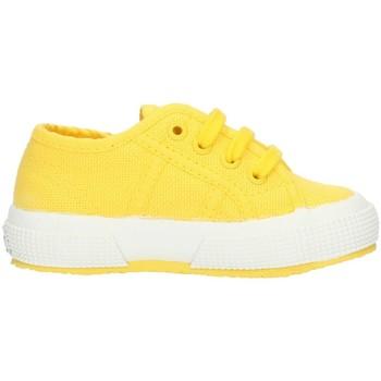 Topánky Deti Nízke tenisky Superga 2750S0005P0 Yellow Sunflower