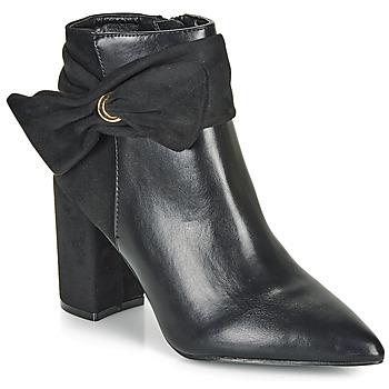 Topánky Ženy Čižmičky Moony Mood FALABEL Čierna