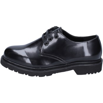 Topánky Ženy Derbie & Richelieu Olga Rubini BS853 Čierna