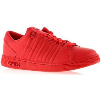 Topánky Ženy Nízke tenisky K-Swiss Lozan Iii Monochrome Červená