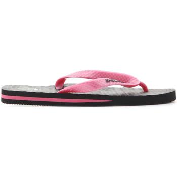 Topánky Ženy Žabky K-Swiss Zorrie 92601-064-M pink, black