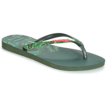 Topánky Ženy Žabky Havaianas SLIM SENSATION Zelená