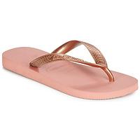 Topánky Ženy Žabky Havaianas TOP TIRAS Ružová