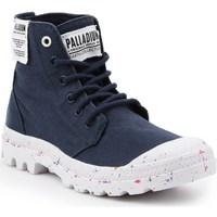 Topánky Ženy Polokozačky Palladium HI Organic W Čierna