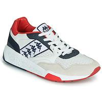 Topánky Muži Nízke tenisky Kappa LUXOR 2 Biela / Červená