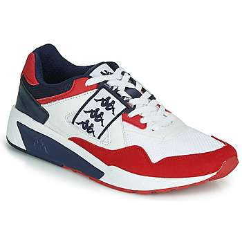 Topánky Muži Nízke tenisky Kappa BARSEL 2 Biela / Červená