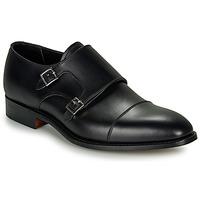 Topánky Muži Richelieu Barker FORD Čierna