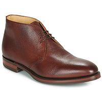 Topánky Muži Polokozačky Barker OAKNEY Bordová