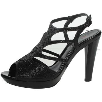 Topánky Ženy Sandále Repo 46520-E9 Black