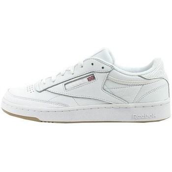 Topánky Muži Nízke tenisky Reebok Sport Club C 85 Biela