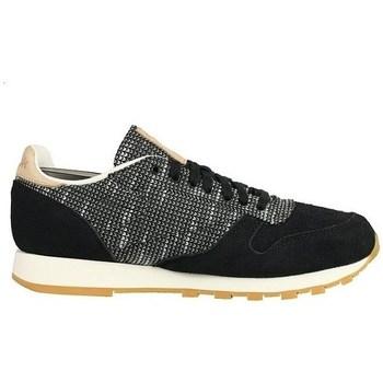 Topánky Muži Nízke tenisky Reebok Sport Classic Leather Ebk Čierna,Sivá