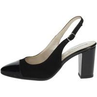 Topánky Ženy Lodičky Romagnoli B9E1750 Black