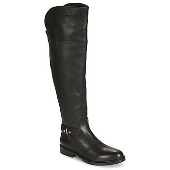 Topánky Ženy Čižmy do mesta Tommy Hilfiger HOLLY 6A Čierna