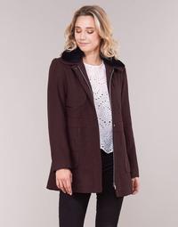Oblečenie Ženy Kabáty Betty London LAURA Bordová