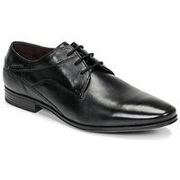 Topánky Muži Derbie Bugatti GILES Čierna