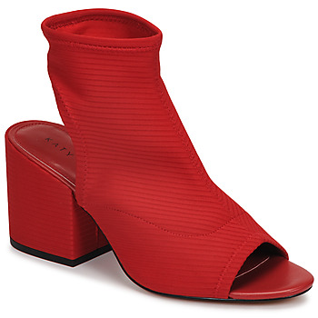 Topánky Ženy Čižmičky Katy Perry THE JOHANNA Červená