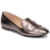 Topánky Ženy Mokasíny Katy Perry THE TURNER Strieborná