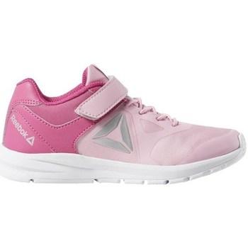 Topánky Dievčatá Bežecká a trailová obuv Reebok Sport Rush Runner Ružová