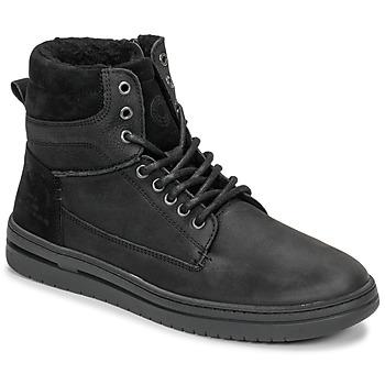 Topánky Chlapci Členkové tenisky Bullboxer AID500E6L-BLCK Čierna